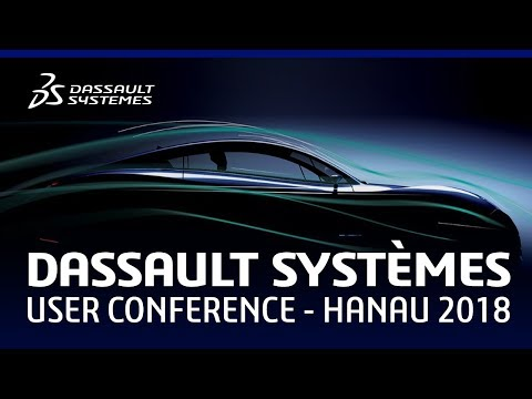 DASSAULT SYSTÈMES User Conference 2018