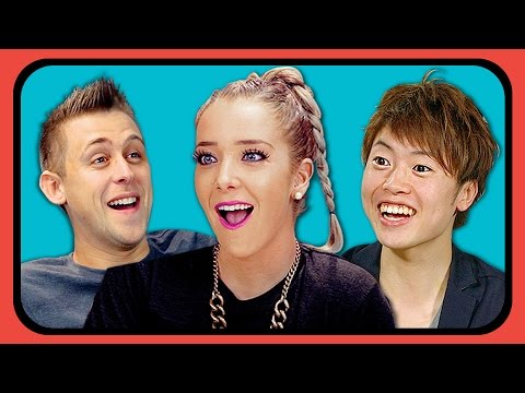 Thumbnail: YouTubers React to Japanese Commercials #2