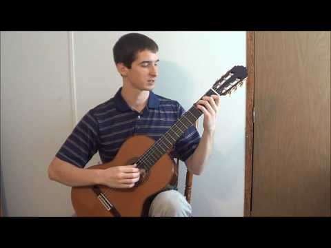 Your First Classical Guitar Lesson - Free!