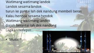 Watimang Landok