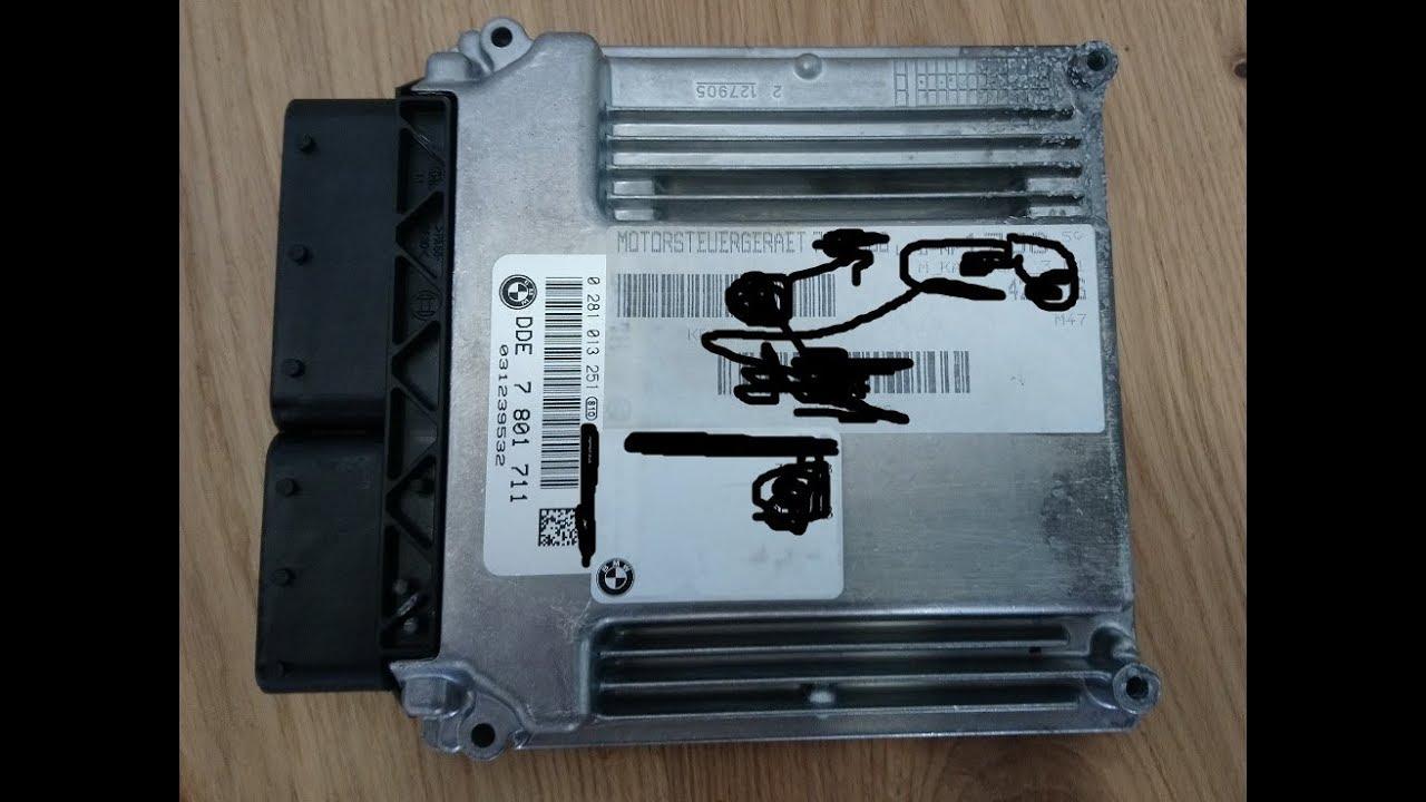 BMW 5 Series ECM ECU DME Engine Computer Repair /& Return  BMW DME Repair