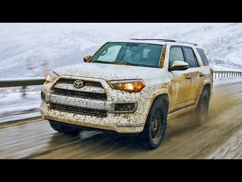 Taming Alaska's Deadly Dalton in the 2014 Toyota 4Runner Limited! - Epic Drives Ep. 29