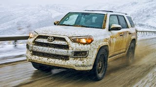 Taming Alaska's Deadly Dalton in the 2014 Toyota 4Runner Limited! - Epic Drives Ep. 29 thumbnail