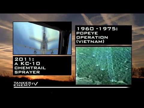"XXI century's Geoengineering compared with Agent Orange in ""Operation Popeye"" - (CENSORED)"