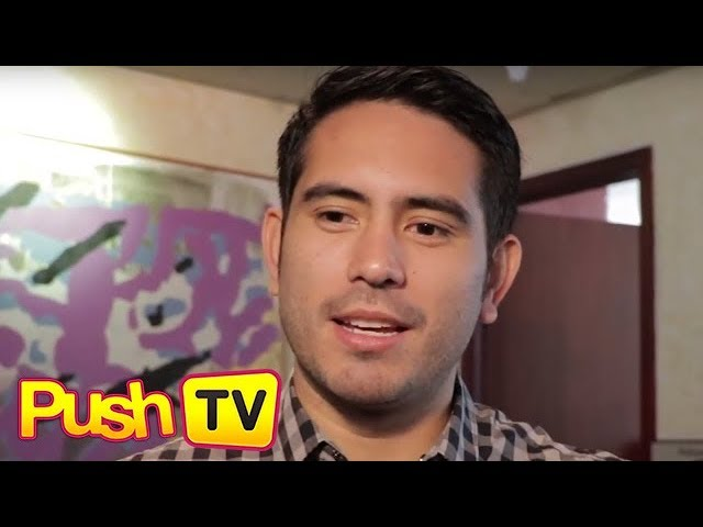 Push TV: Gerald Anderson expresses support for Kim Chiu and Xian Lim's relationship