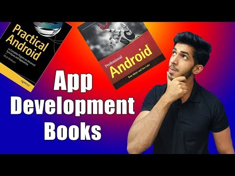 Best Books For Android App Development (2020) || 10 Android Development Books That You Should Know