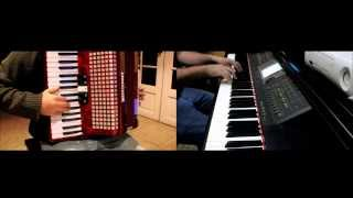 Oblivion - Piazzolla - Musicus Amoenus (Piano and Accordion)