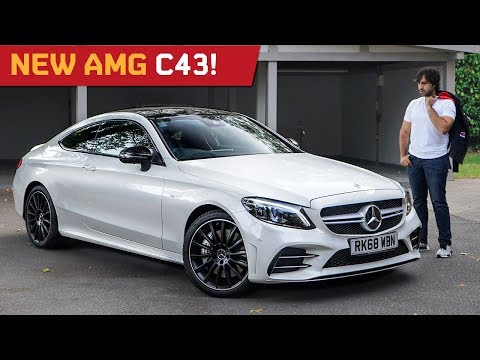 Mr AMG On The New C43! Power, Tech, Style And More AMG!!