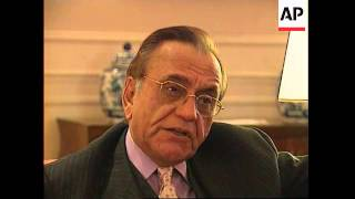 Pakistan FM visits, comment on terrorism