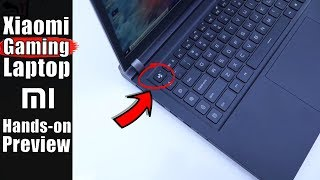 Xiaomi Mi Gaming Laptop Hands-on Preview: THE BEST, but not cheap...