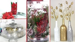 8 Diy Holiday Room Decorations & Gift Ideas - Winter Holiday Decor
