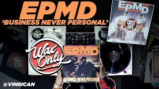 Discover Samples Used On EPMD's 'Business Never Personal'