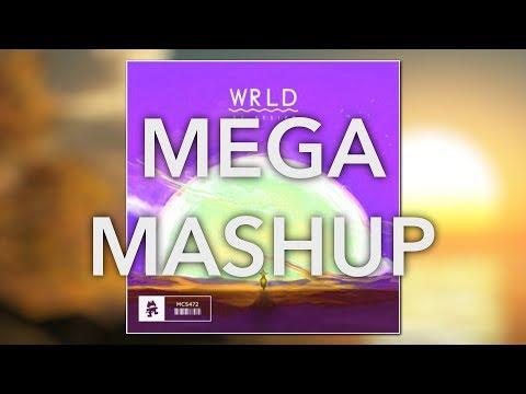 WRLD - By Design [Mikei & Phoximus Mega Mashup]