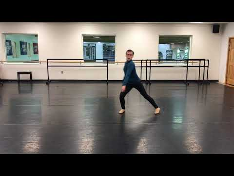 Troy Rood - Male Performance Intern Submission (Maine State Music Theatre)
