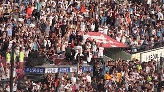 20170430 타이어뱅크 KBO 리그 롯데 자이언츠 VS 두산 베어스 3차전 잠실야구장 9회 초 이대호 타석 응원가 + 안타