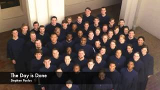 "Mississippi College Singers: ""The Day is Done"" by Stephen Paulus"