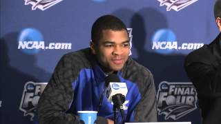 Kentucky Wildcats TV: Julius Randle, Aaron Harrison, and Willie Cauley-Stein - Final Four Friday