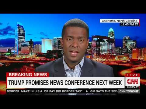 Bakari Sellers calls out Donald Trump for being an outright liar on intelligence