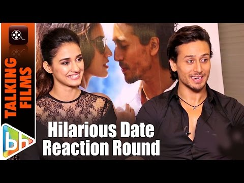 How Will Tiger Shroff | Disha Patani React On These HILARIOUS Date Situations