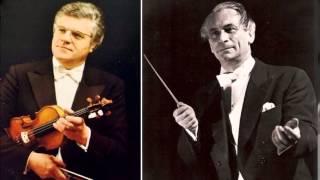Josef Suk, Dvořák Romance in F minor Op.11, Karel Ančerl