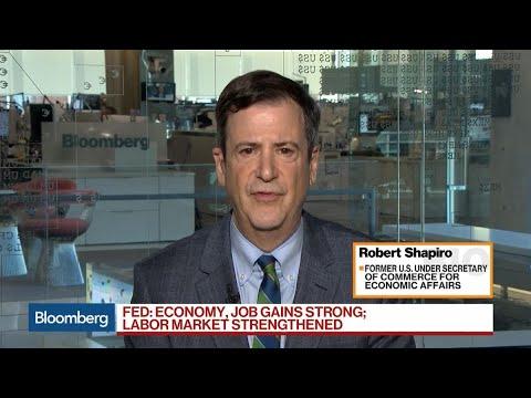 Fed Sees U.S. Economy Slowing, Sonecon's Shapiro Says