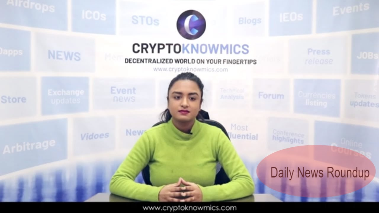 Cryptoknowmics' Daily Dose of Crypto Updates   23 Dec