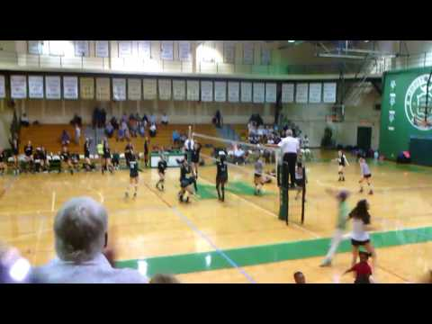 Aaliyah Burras (MH) Newman High School Jr. Highlights
