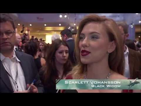 Marvel's Captain America: The Winter Soldier - London Premiere Highlights