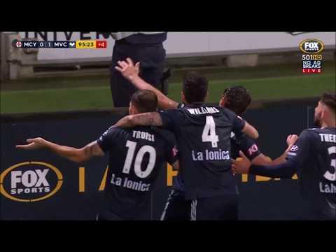 Melbourne Victory Goals Compilation 2017/18