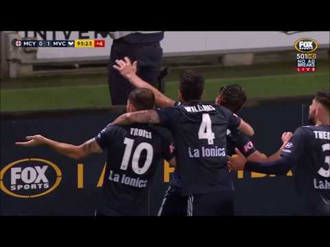 Melbourne Victory Goals Compilation 2017/18