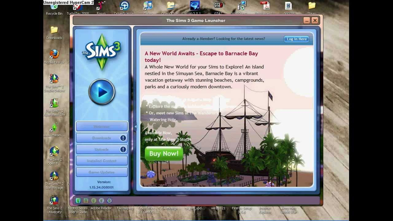 how to install custom content into your sims 3 game
