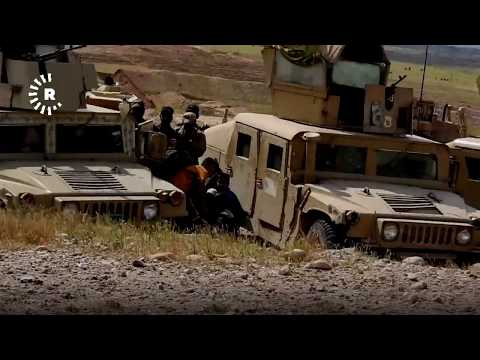 Intensive fighting between Iraq forces and ISIS militants in Mosul
