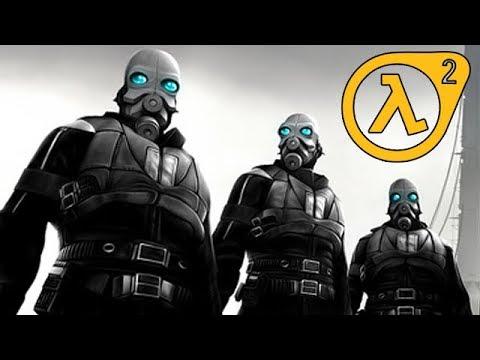 Half-Life 2: Entropy Zero - Финал - Прохождение Часть 4