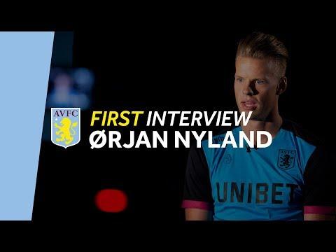 New signing   Ørjan Nyland