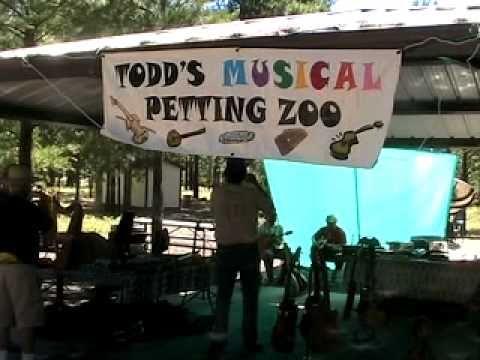 Todd's Musical Petting Zoo PIP 2010