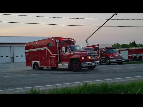 Brighton Fire Department toned out during mutual aid meeting