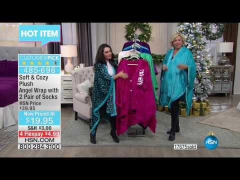 HSN | Soft & Cozy Gifts 12.20.2016 - 07 PM
