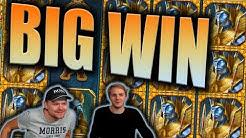 BIG WIN on DOOM OF EGYPT Slot - Casino Stream Big Wins
