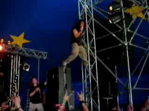NIGHTMARE Hellfest 2008 - Heretic (excerpts)
