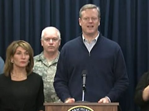 Travel Ban Lifted in Parts of Massachusetts