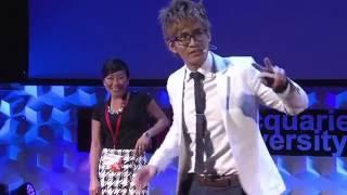 Presentation and Showmanship Advice  - Vinh Giang Ted Talk