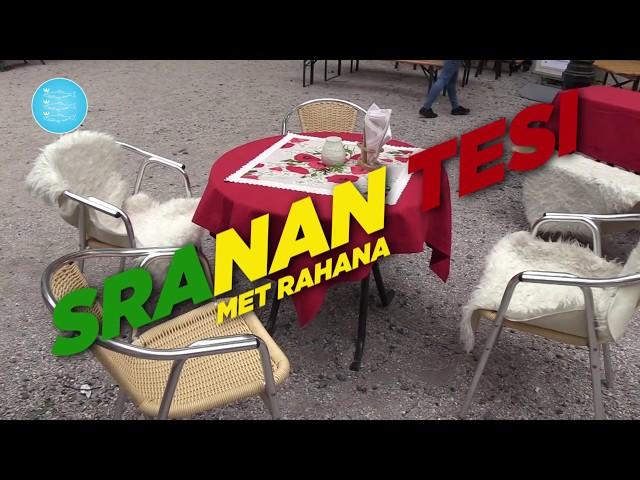 Sranan Tesi bij Haagse Wereld Hapjes Festival