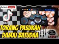 Dj Torang Pasukan Damai Batudaa Tiktok Viral Real Drum Cover  Mp3 - Mp4 Download