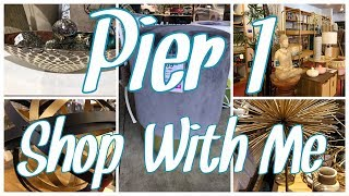 HEY! COME CHECK OUT PIER 1 WITH ME 😊 NEW DECOR AND CLEARANCE!