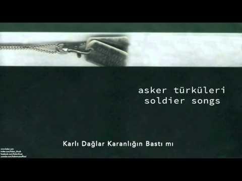 Kubilay Dökmetaş - Karlı Dağlar Karanlığın Bastı Mı[ Asker Türküleri © 2003 Kalan Müzik ]