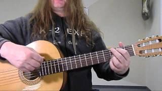 San Francisco - Scott McKenzie / Akkorde (Gitarrenlehrer Chemnitz)