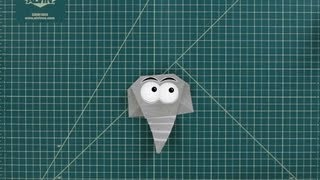 How to Make an Elephant | Origami
