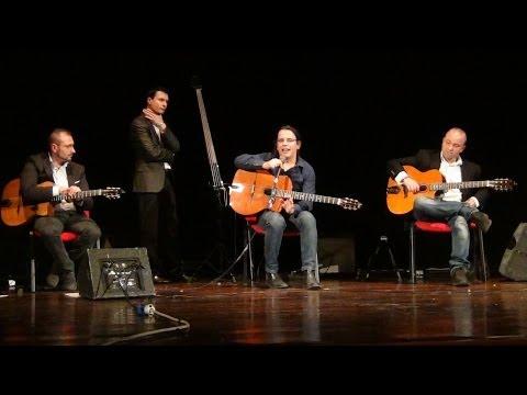 Paolo Viscardi Gipsy Jazz Trio Invite Salvatore Russo