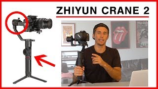 Zhiyun Crane 2 Review: unboxing, setup, tips & tricks