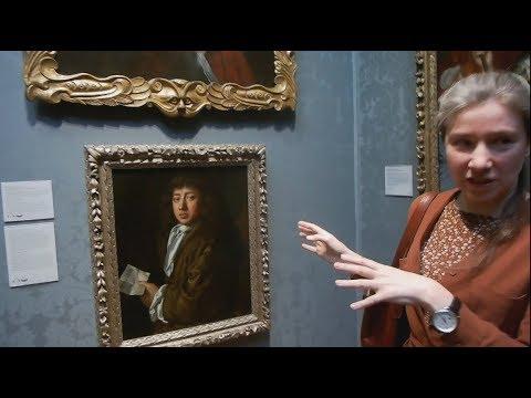 Экскурсия по Национальной портретной галерее, Лондон